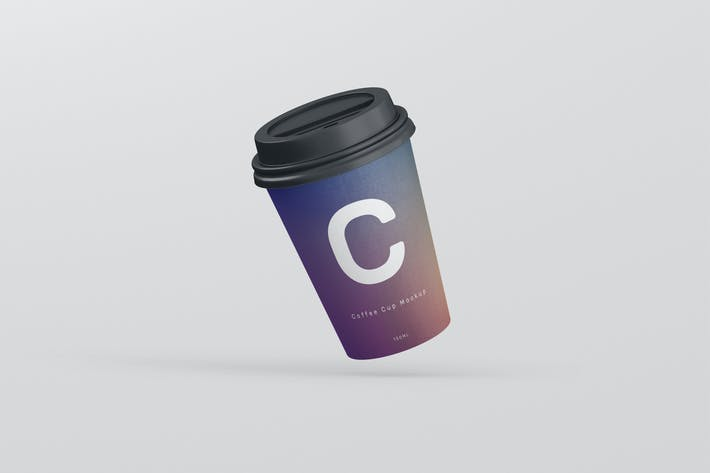 Thumbnail for Coffee Cup Mockup Small Size