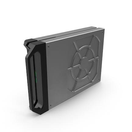 Sci-fi Hard Disk Drive