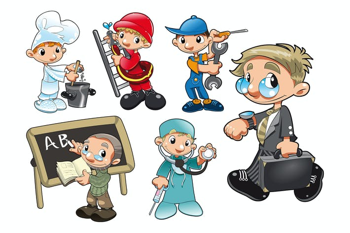 Thumbnail for Types of Workers