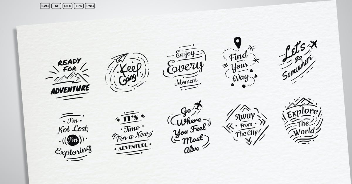 Download Lettering Quote by uicreativenet