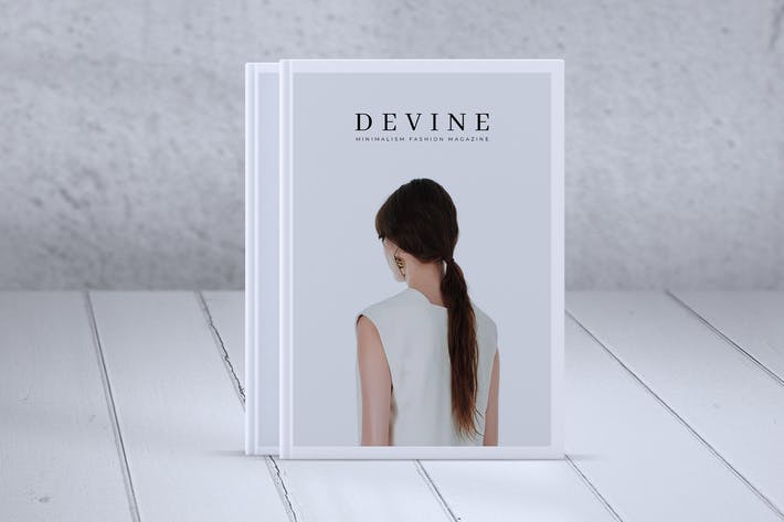 Thumbnail for DEVINE Fashion Magazines