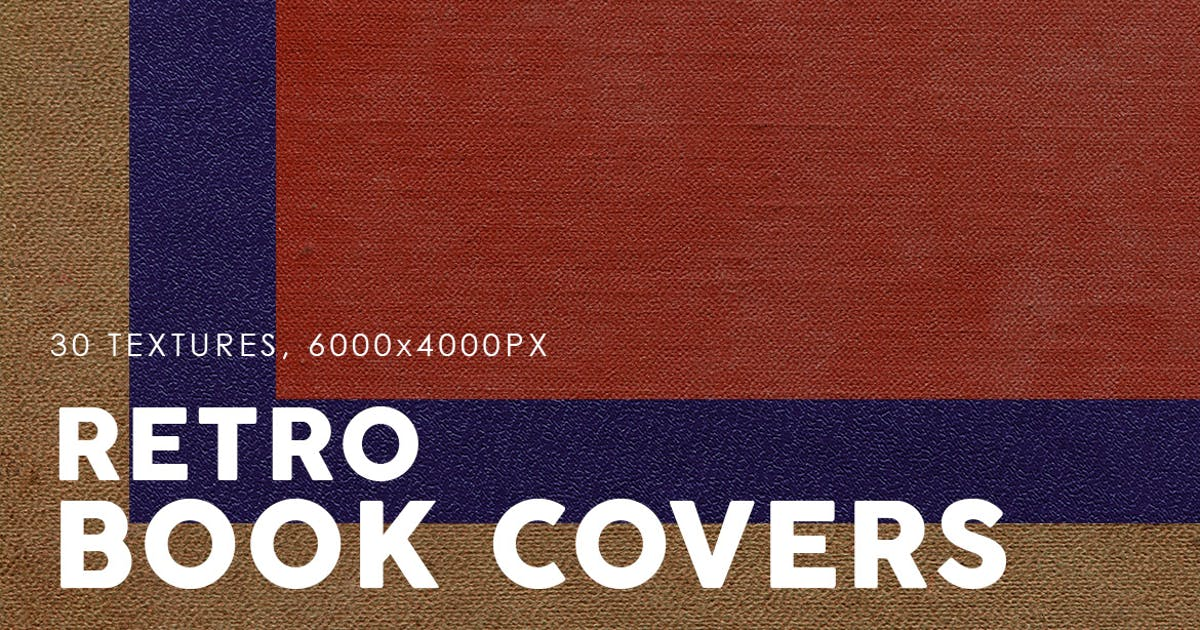 Download Retro Book Cover Textures by M-e-f