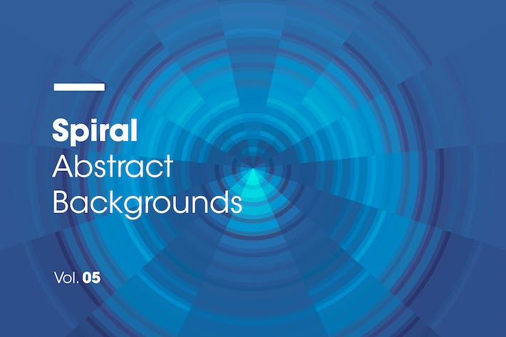 Thumbnail for Spiral | Abstract Backgrounds | Vol. 05
