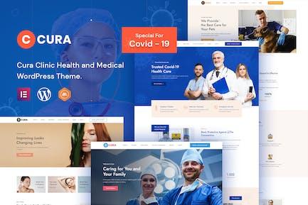 Cura - Medical Clinic Theme