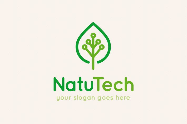 Thumbnail for Natu Tech Logo