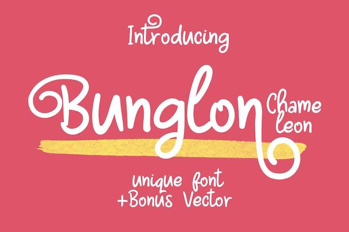 Thumbnail for Bunglon Chameleon and Bonus Vector