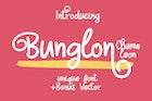 Bunglon Chameleon and Bonus Vector