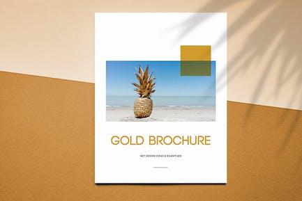 Brochure Or
