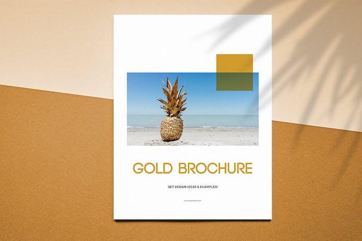 Thumbnail for Gold Brochure