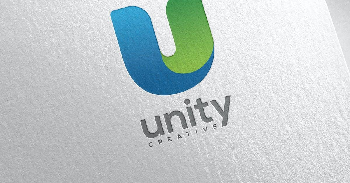 Download U Letter Logo by MONOGRPH