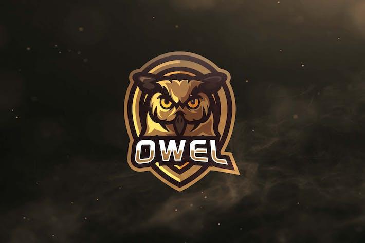 Thumbnail for Owel Sport and Esports Logos