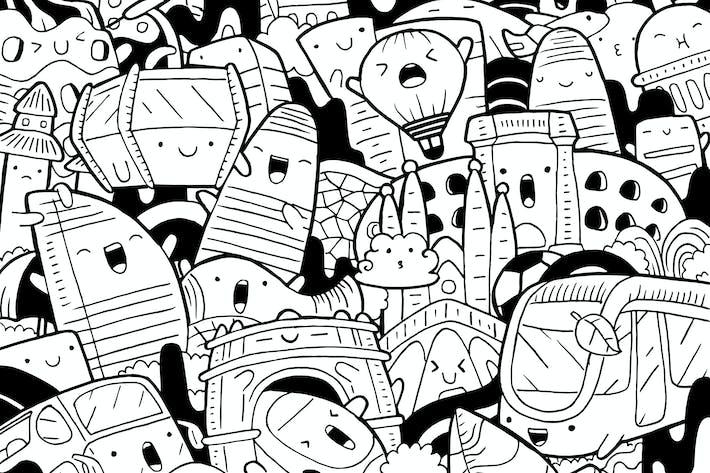 Thumbnail for Barcelona Doodle