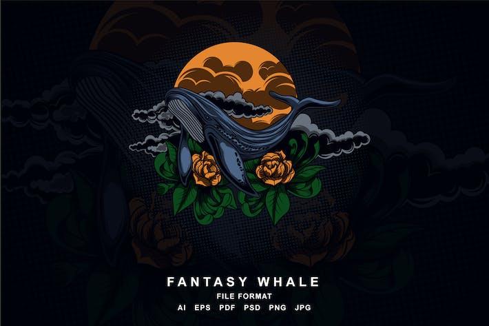 Fantasy Whale