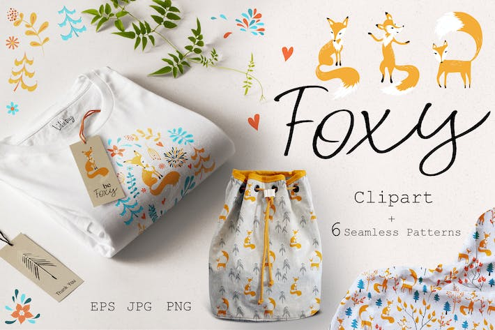 Cover Image For Foxy