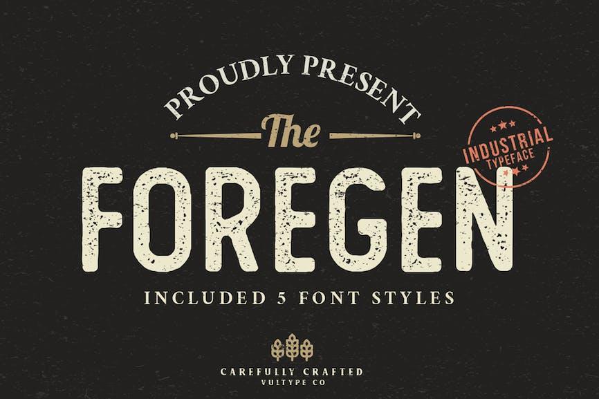 The-Foregen