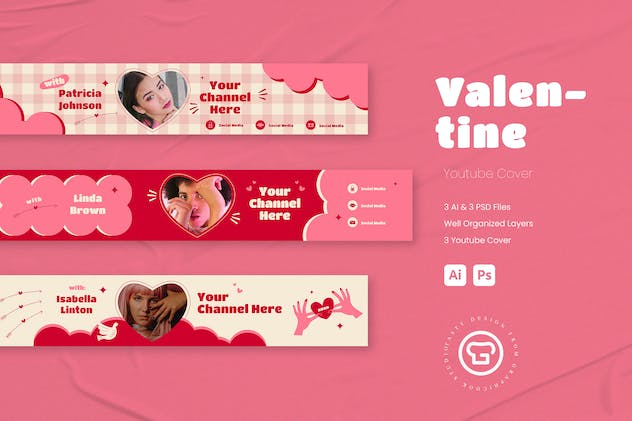 Valentine Date Youtube Cover