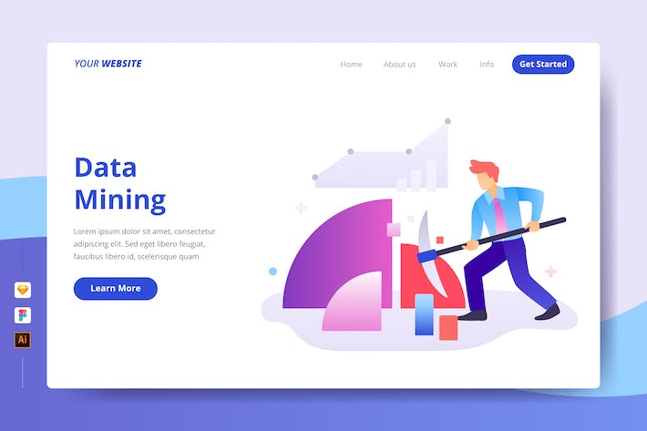 Thumbnail for Data Mining - Landing Page