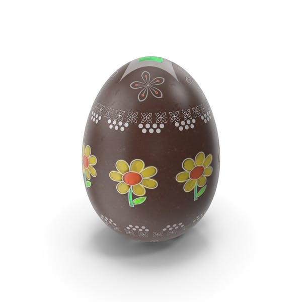 Thumbnail for Easter Egg Chocolate Design