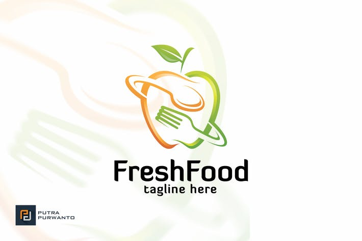 Thumbnail for Fresh Food - Logo Template