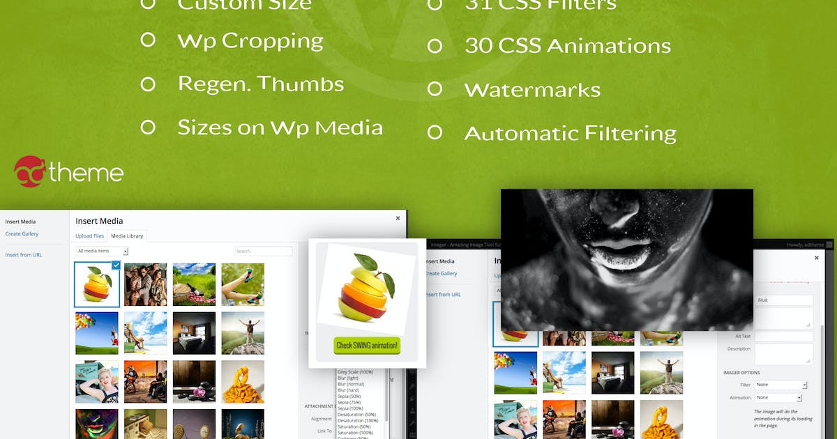 Download Imager – Amazing Image Tool for WordPress by ad-theme
