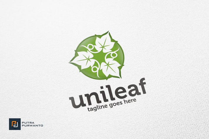 Thumbnail for Unileaf - Logo Template
