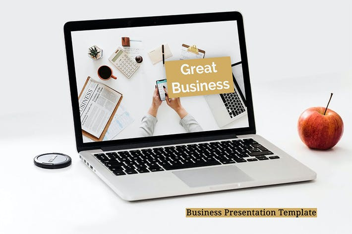 Thumbnail for Большой бизнес - Презентация слайдов Google