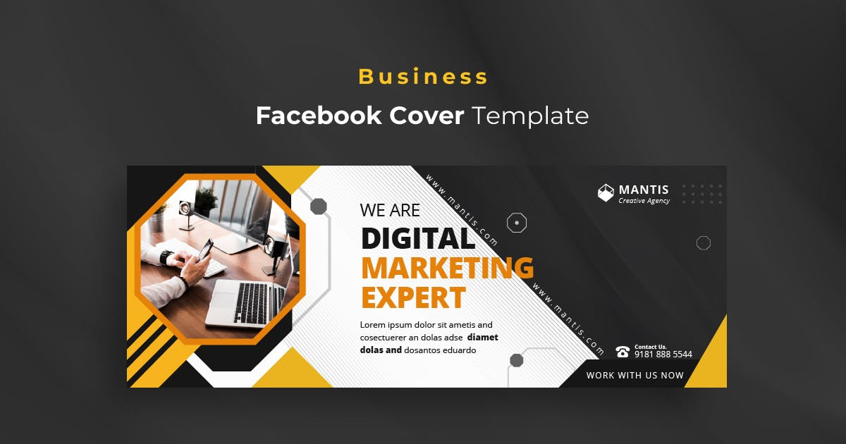 Download Business r30  Facebook Cover Template by youwes