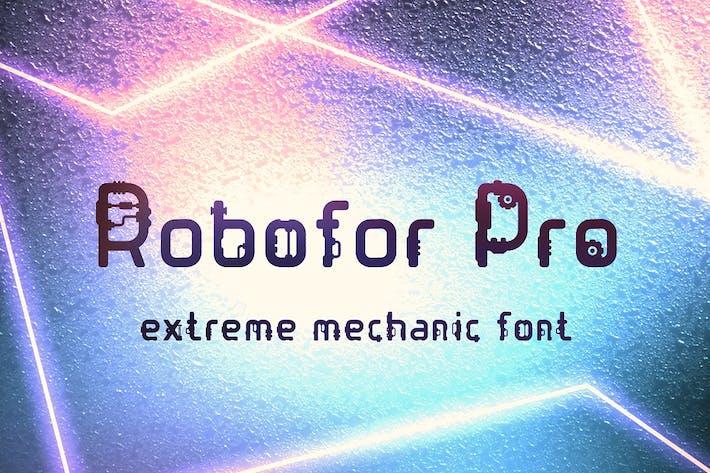 Thumbnail for Robofor Pro