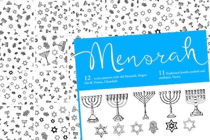 Kit menorah