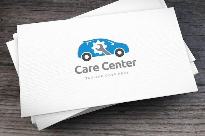Care Center Logo Template