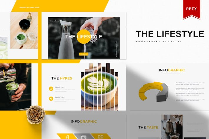 The Lifestyle | Powerpoint Template