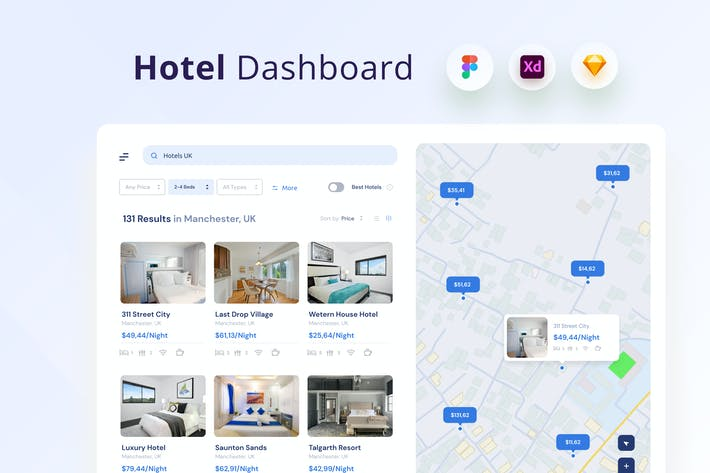 Thumbnail for Smart home Dashboard