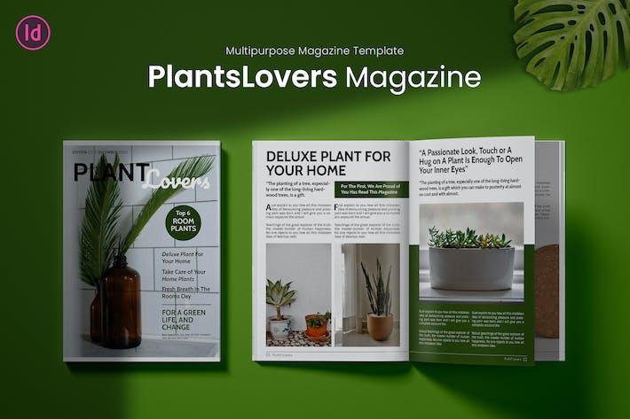 Plant Lovers Magazine