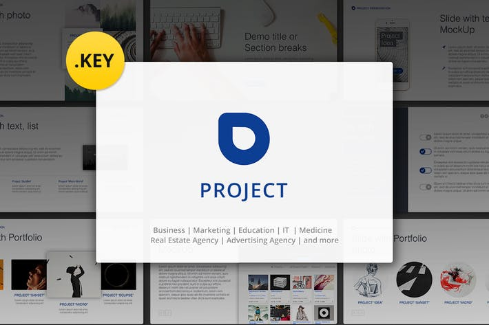 Thumbnail for Project Professional KeyNote