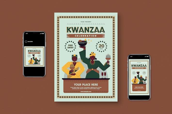 Thumbnail for Kwanza Feier