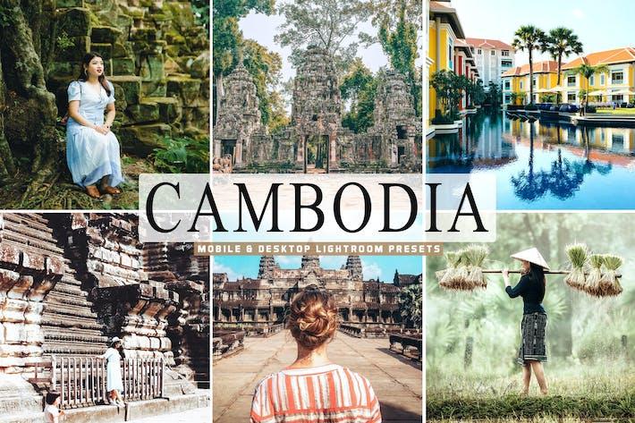 Thumbnail for Cambodia Mobile & Desktop Lightroom Presets