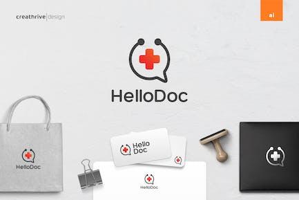 Hello Doc Logo