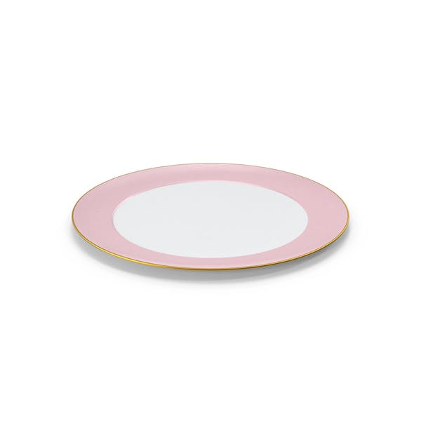 Princess Tea Plate