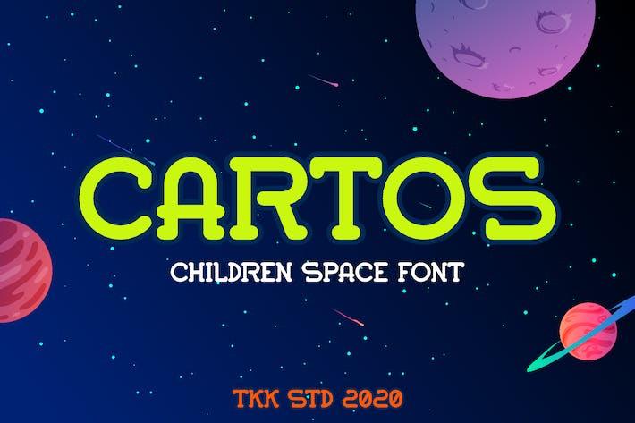 Thumbnail for Cartos - Fuente de juegos para niños modernos