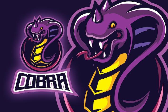 Thumbnail for Giant Cobra Esport Logo