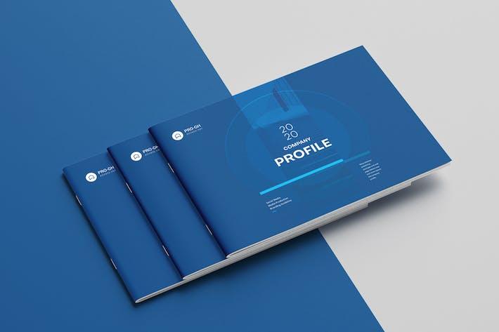 Thumbnail for Company Profile 2020 Landscape