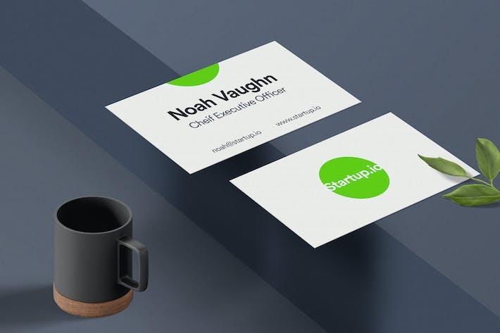 Thumbnail for Business Card Mockup Vol 02