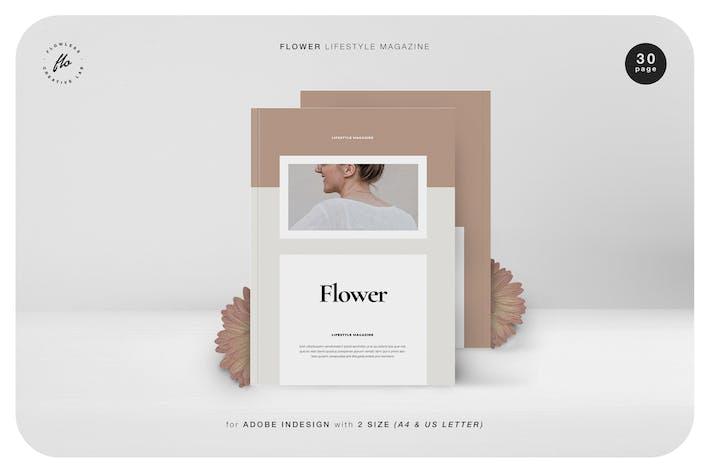 Thumbnail for Flower Lifestyle Magazine