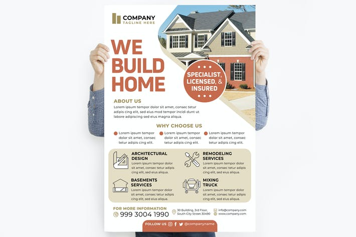Thumbnail for We Build Home Poster
