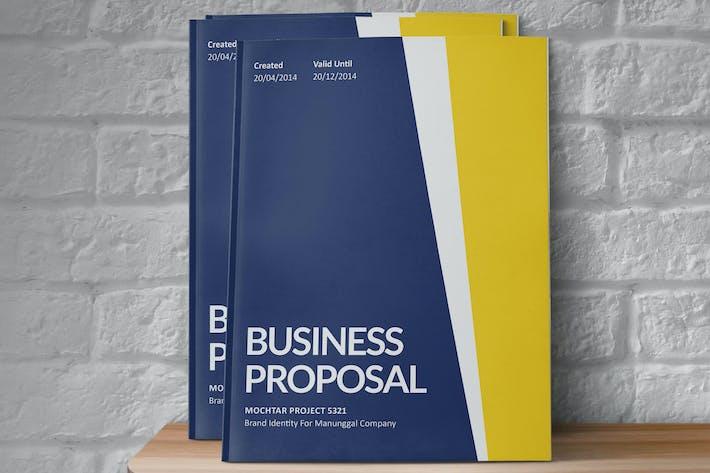 Thumbnail for Painah Proposal Templates