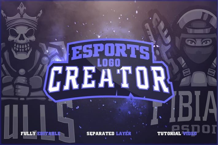 Thumbnail for E Sports Logo Bundle V1