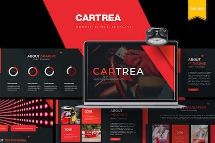 Cartrea | Google Slides Template