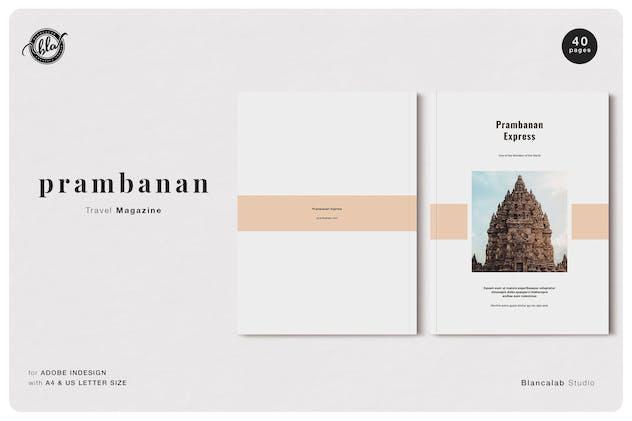 PRAMBANAN Travel Magazine