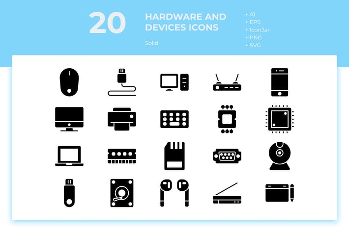Thumbnail for 20 Hardware and Device 1 (Solid)