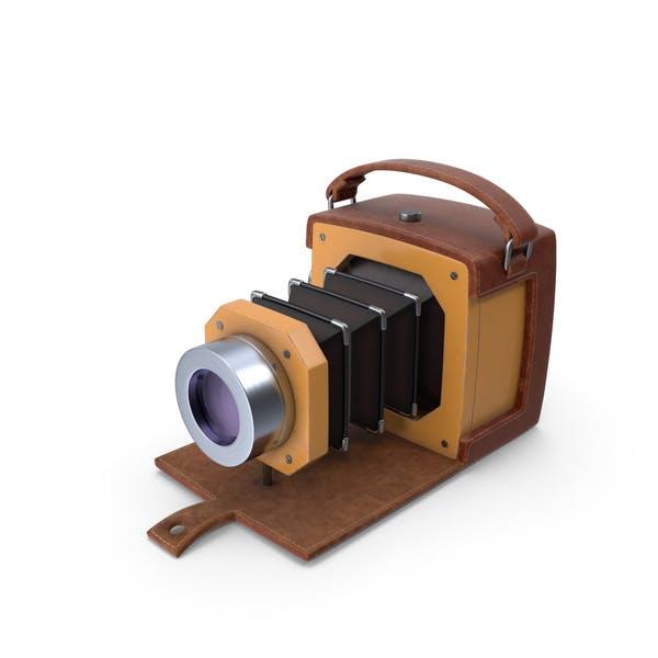 Thumbnail for Cartoon Antique Camera